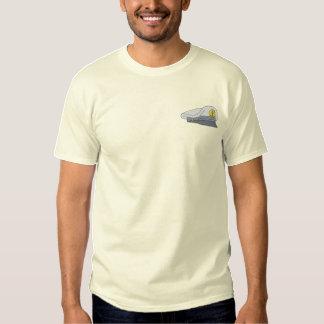 T-shirt Brodé Casquette de capitaines