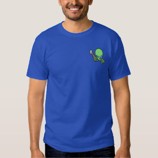 T-shirt Brodé Charpentier étranger