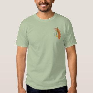 T-shirt Brodé Conte de pêche