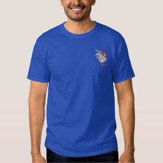 T-shirt Brodé Coq