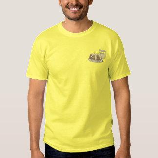 T-shirt Brodé Crêpes