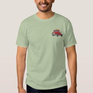 T-shirt Brodé dépanneuse d'Affront-nez
