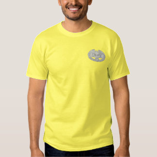 T-shirt Brodé Insigne de médecin de combat