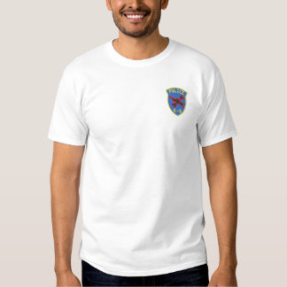 T-shirt Brodé Insigne K-9