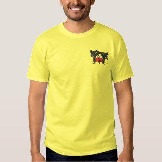 T-shirt Brodé Kumite