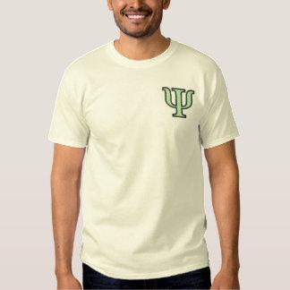 T-shirt Brodé Livre par pouce carré