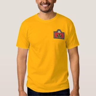 T-shirt Brodé Logo de Broadway