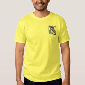 T-shirt Brodé Logo de soudure