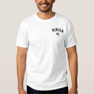 T-shirt Brodé Subordonné #1
