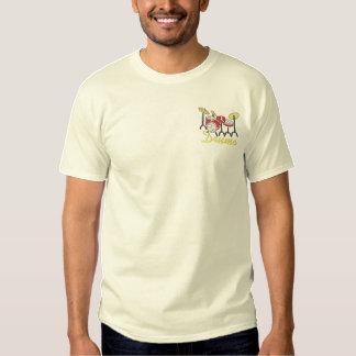T-shirt Brodé Tambours