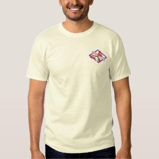 T-shirt Brodé Technicien de clou
