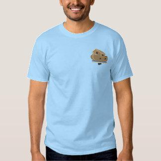 T-shirt Brodé Volière d'arche de Noahs