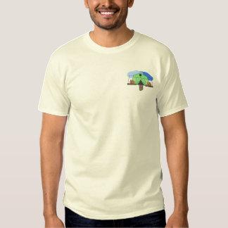 T-shirt Brodé Volière de tente