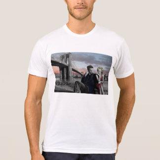 T-shirt Brooklyn B&W