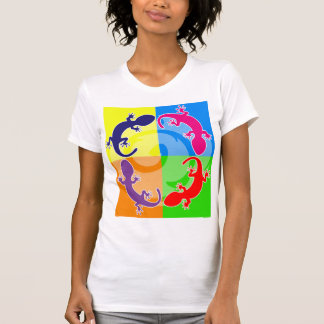 T-shirt Bruit de Gecko d'été