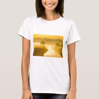 T-shirt Brume d'or