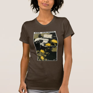 T-shirt Brun de T de Mlle Traümerei W's