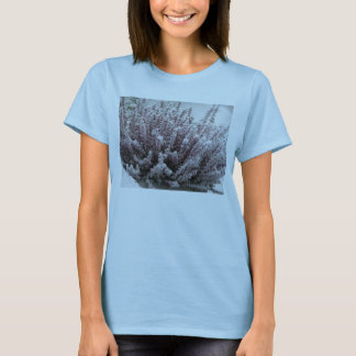 T-shirt Bruyère congelée