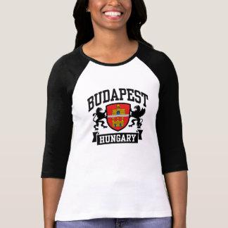 T-shirt Budapest Hongrie
