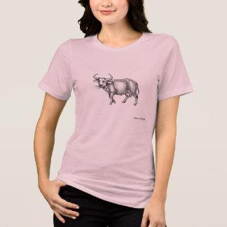 T-shirt Buffalo africain 13