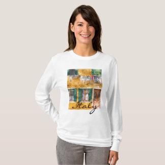 T-shirt Burano romantique Italie près de Venise Italie