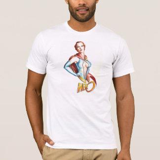 T-shirt Buste de la MORT d'un HÉROS