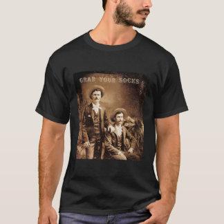 T-shirt Butch Cassidy et l'enfant de Sundance