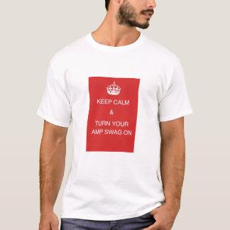 T-shirt Butin d'ampère