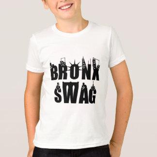 T-shirt Butin de ville de Bronx