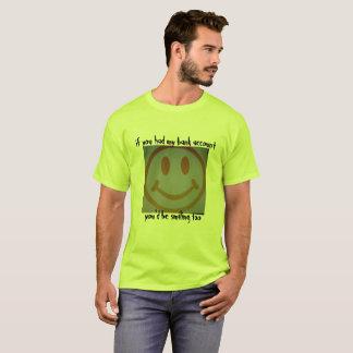 T-shirt Butin souriant
