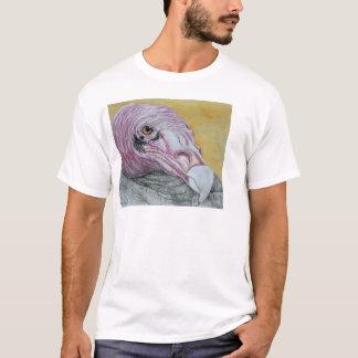 T-shirt Buzzard vous observant par des maîtres de Mary