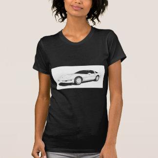 T-shirt C4 Corvette