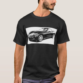 T-shirt C6 corvette