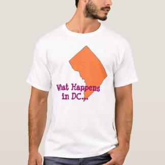 T-shirt C.C ce qui se produit
