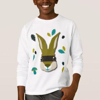 T-shirt Caché dans les bois (T-shirt)