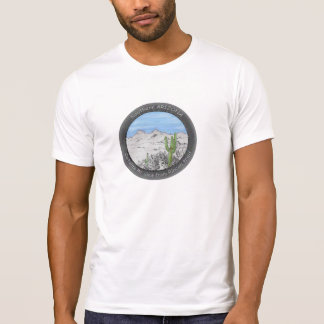 T-shirt Cactus du sud de l'Arizona
