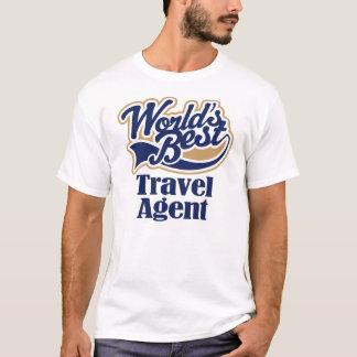 T-shirt Cadeau d'agent de voyage