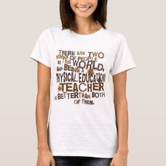T-shirt Cadeau de professeur d'éducation physique