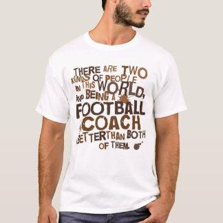 T-shirt Cadeau d'entraîneur de football américain