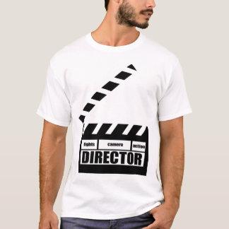 T-shirt Cadeau personnalisé de bardeau de cinéaste