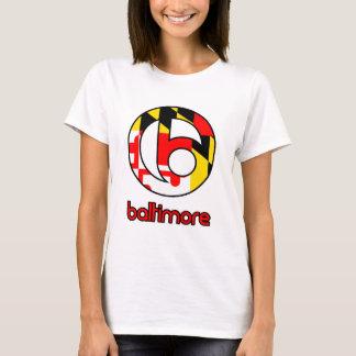 T-shirt Cadeaux de coutume de Baltimore