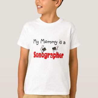 T-shirt Cadeaux de Sonographer