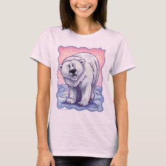 T-shirt Cadeaux et accessoires d'ours blanc