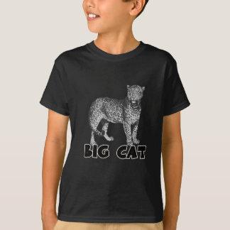 T-shirt Cadeaux multi majestueux de grand chat choisis