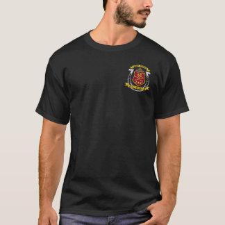 T-shirt Cadre de cavalerie - tard 2010