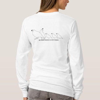 T-shirt Cailles Hoody