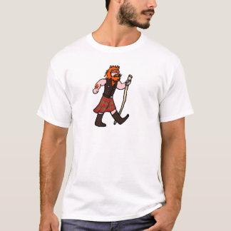 T-shirt Calembour de marcheur de Scott