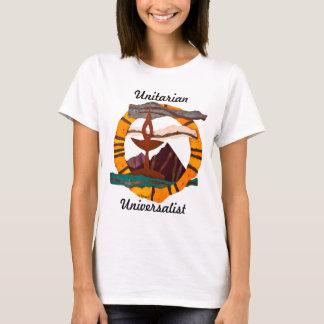 T-shirt Calice d'UUSS, universaliste unitarien, UU,
