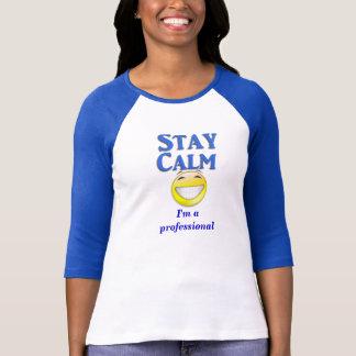 T-shirt Calme de séjour