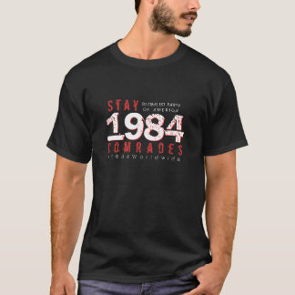T-shirt Camarades Tee-Shirt du séjour 1984